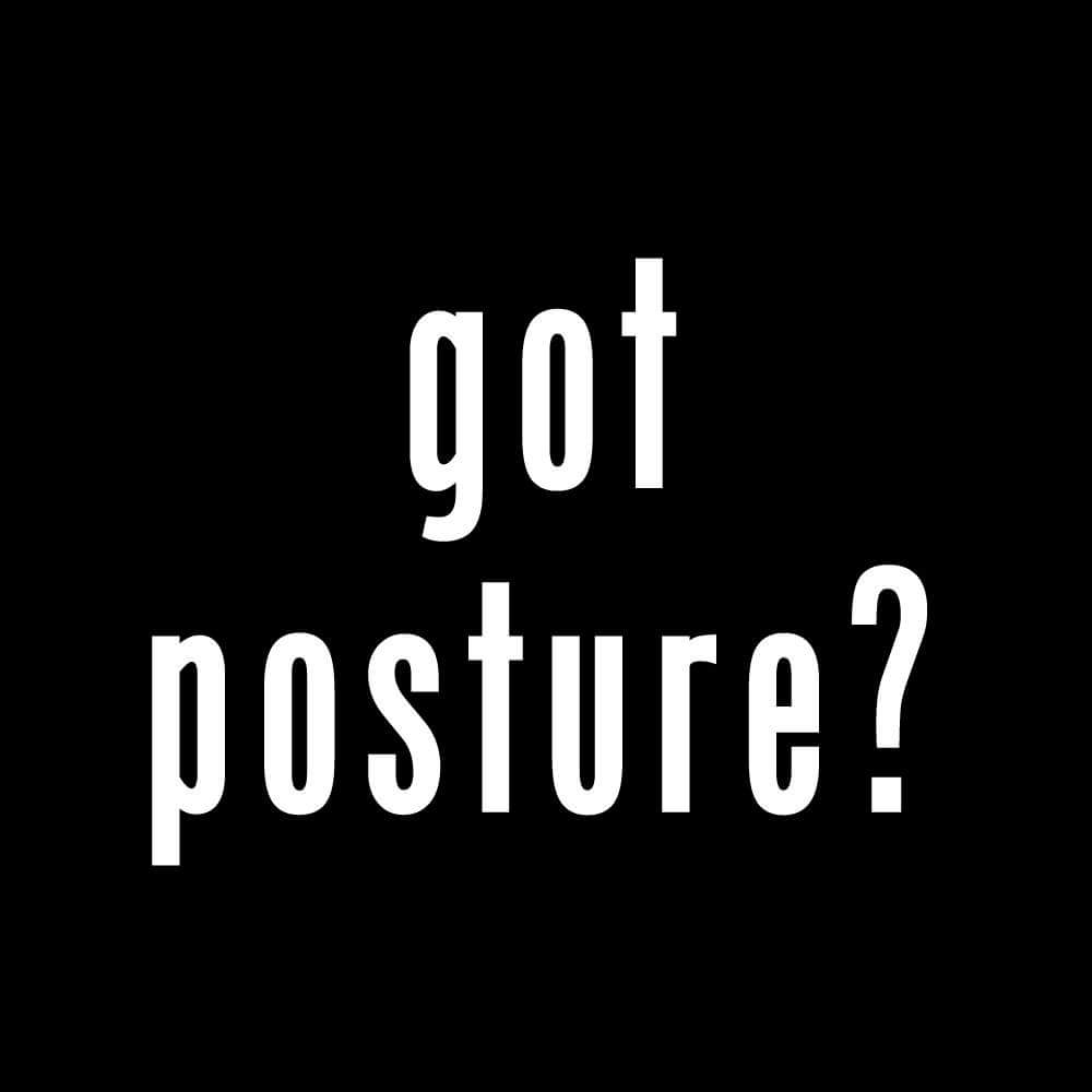 got posture image