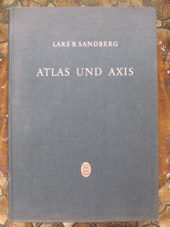 Atlas and Axis by Lars B. Sandberg published 1955.