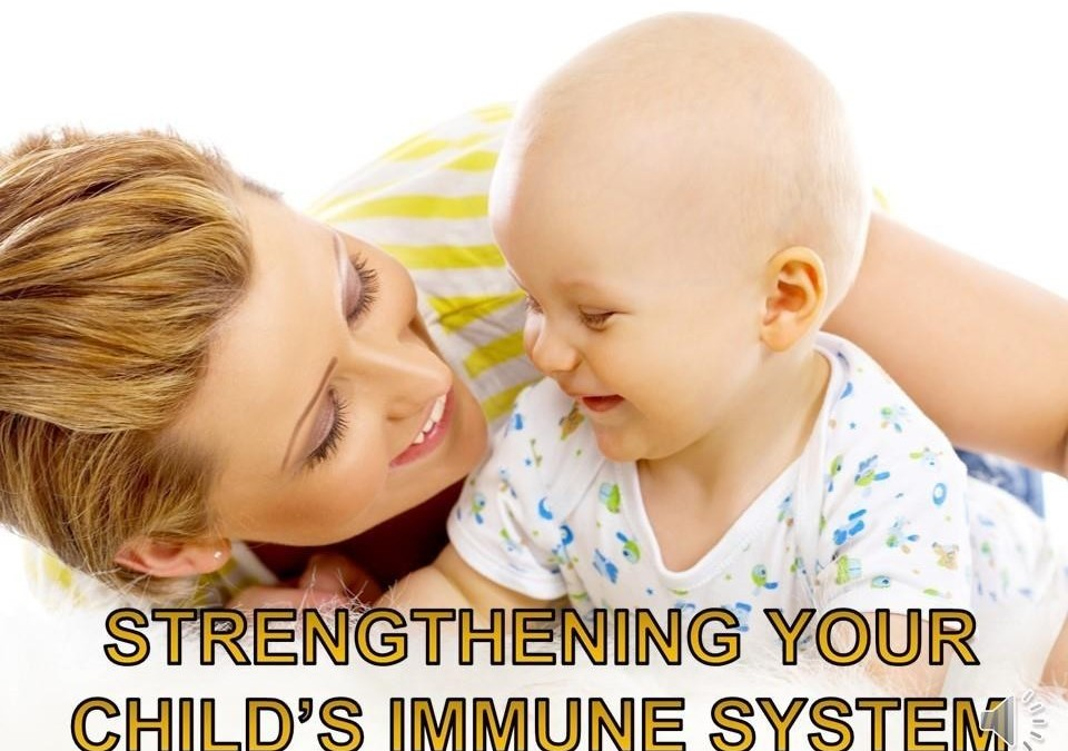 #3 Structural Shifts and Children's Immune System